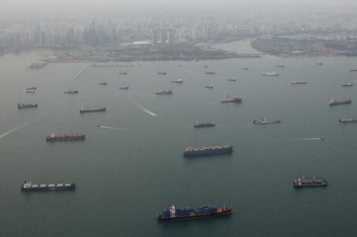 Крупные судоходные компании приняли участие в новом исследовании аммиака