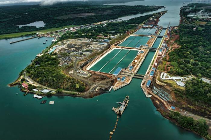 Под Панамским каналом построят монорельс длиной 24,5 км
