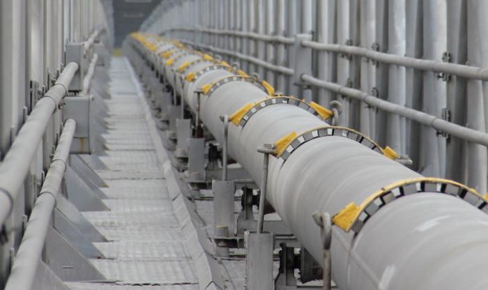 «Укрхимтрансаммиак» перевыполнили планы по транзиту жидкого аммиака на 17,4%