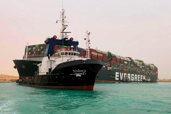 Возможно ли возмещение убытков из-за блокировки Суэцкого канала?