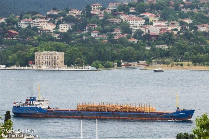 Спасатели продолжают искать украинских моряков с затонувшего «Volgo Balt 179»