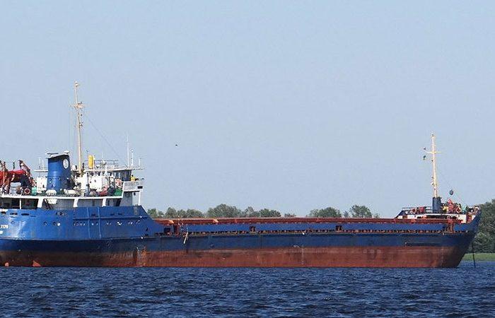 Судно с 13 украинскими моряками затонуло в Черном море (ОБНОВЛЕНО)