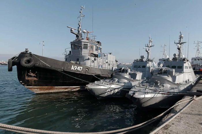 ВМС Украины закажут услуги буксиров почти на 2 млн гривен