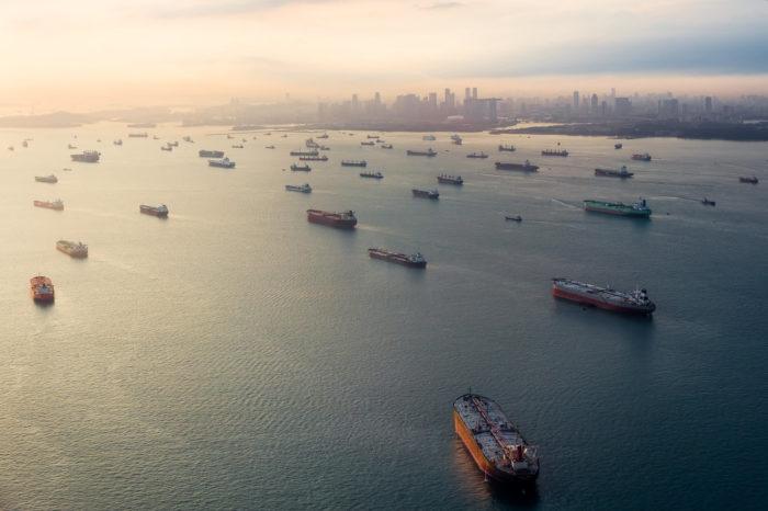 Мировое судоходство показало лучшие финансовые результаты с момента кризиса 2008 года