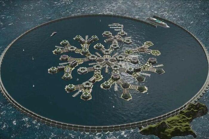 В Тихом океане появится плавающая страна