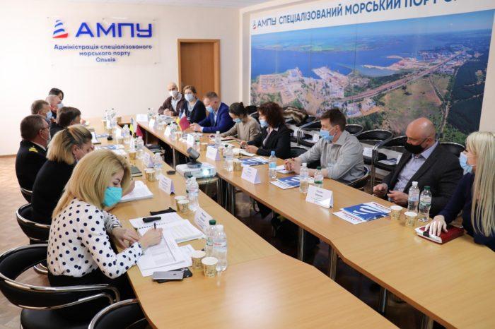 Порт «Ольвия» проводит экологическую и социальную оценку концессионного проекта