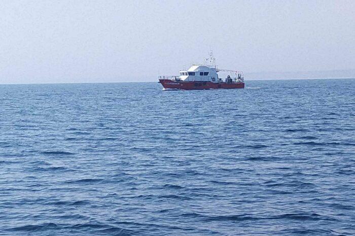Госгидрография выполняет океанографические наблюдения (ФОТО)