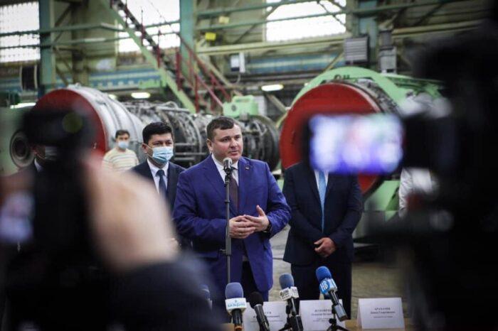 На базе Николаевского судозавода может появиться индустриальный парк