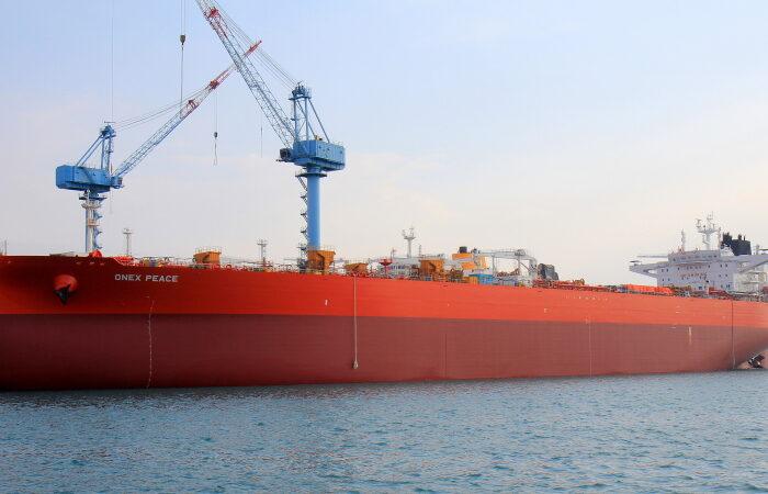 Впервые торговое судно получило сертификацию SILENT-E