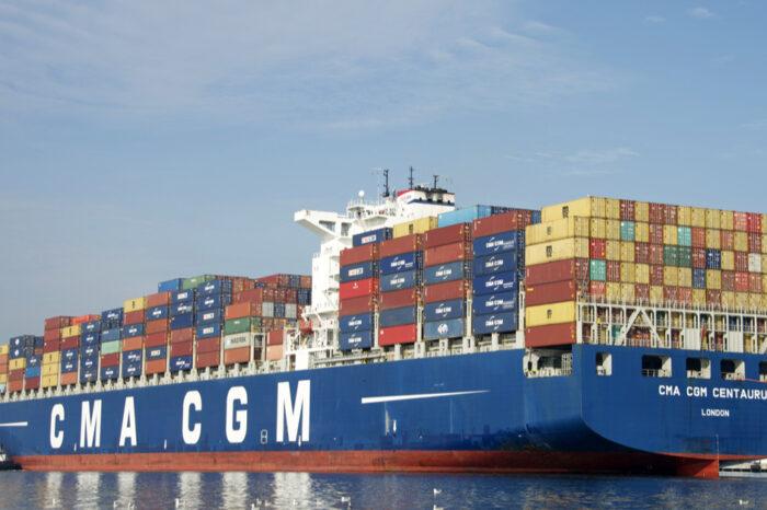 CSSC построит 22 новых контейнеровоза CMA CGM