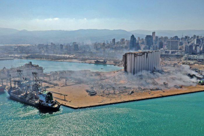 CMA CGM планирует восстановить порт Бейрута за три года