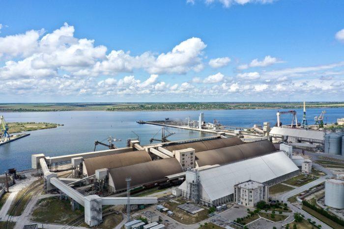 Порт «Ника-Тера» сократил перевалку грузов на 24%