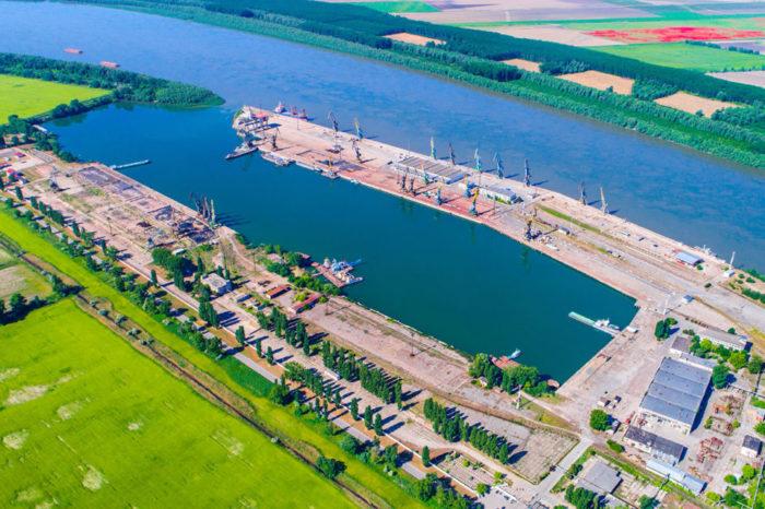 Терминал за 100 млн грн в порту Рени передали государству