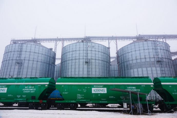Агрохолдинг «Кернел» получил кредит на $57 млн