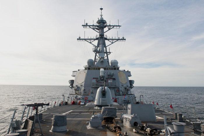 США могут усилить свое присутствие в Черном море