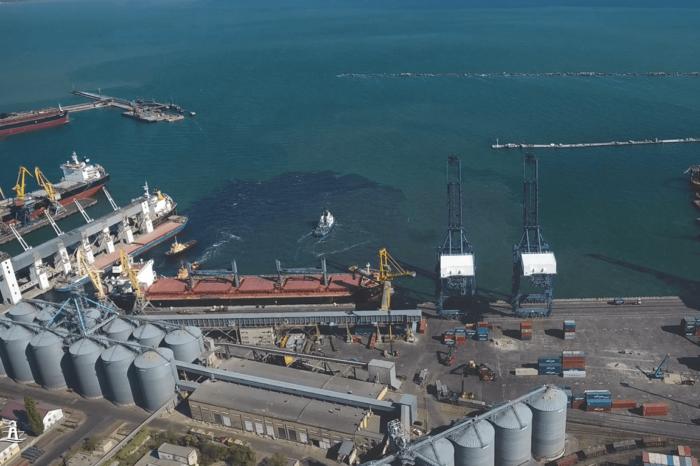 Одесский терминал обновил рекорд по количеству погруженных контейнеров