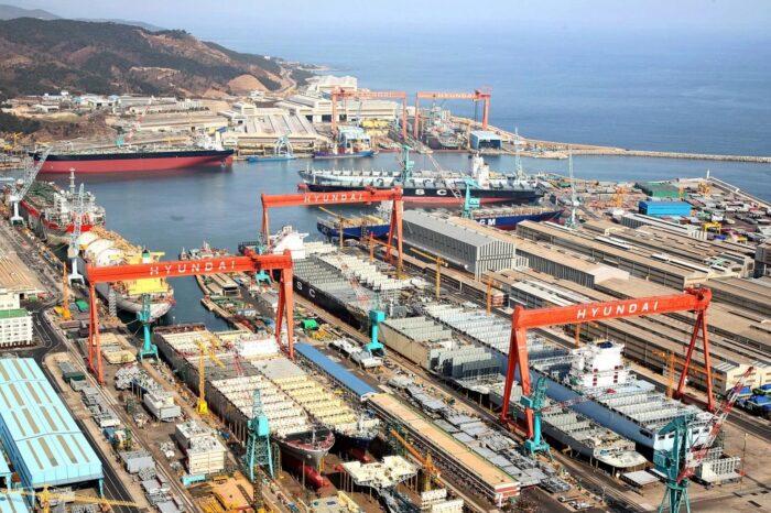 Компания KSOE построит на заказ четыре LPG-танкера