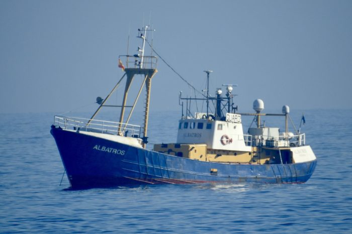 В Испании украинских моряков задержали за перевозку 18 тонн наркотиков