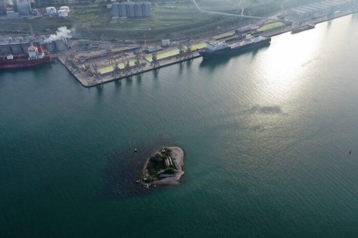 В порту Черноморск поставили новый рекорд грузооборота в сутки