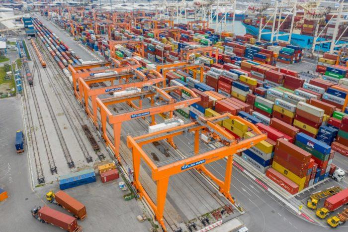 Порт Копер в Словении побил собственный рекорд по перевалке контейнеров