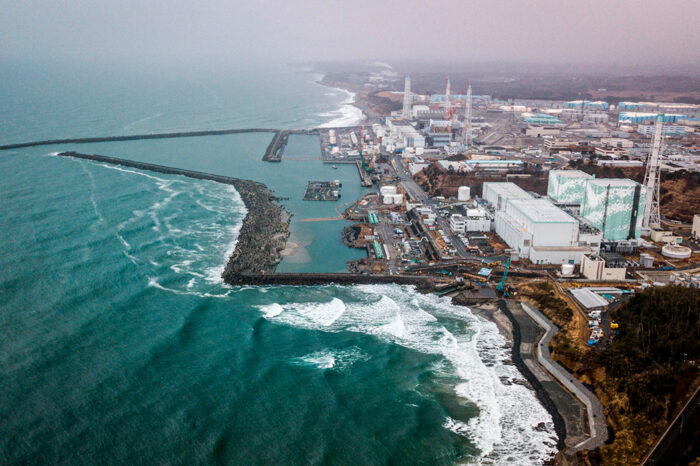 Greenpeace выступает против сброса загрязненной воды с АЭС «Фукусима» в океан