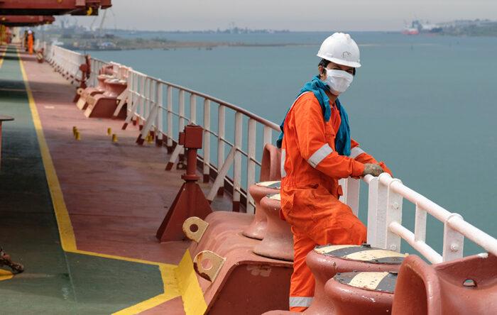 ITF вернула морякам 44,6 млн долларов долгов по зарплате