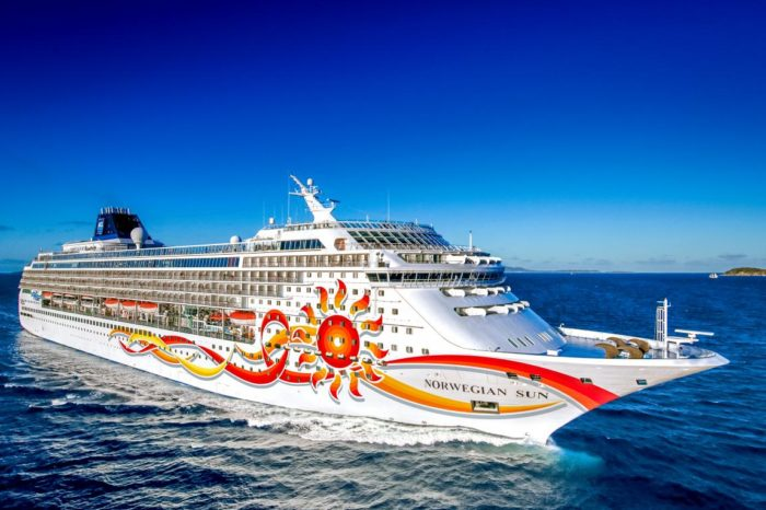 Norwegian Cruise Line планирует возобновить круизы из США