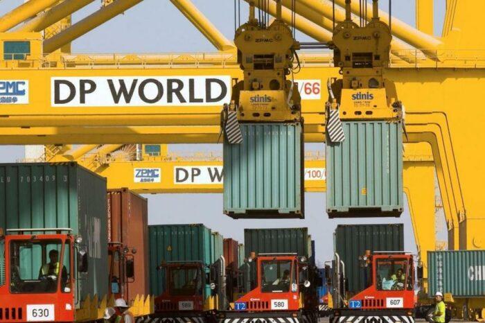 Терминалы DP World обработали 18,9 млн TEU за первый квартал