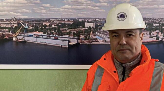 Херсонский завод «Паллада» возглавил Сергей Тарасов