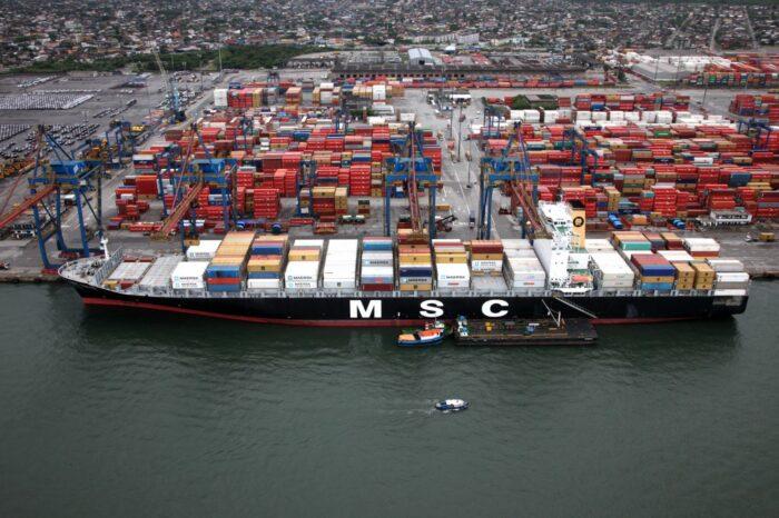 Возле бразильского порта могут построить двухкилометровый подводный тоннель