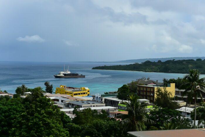 В Тихом океане из-за моряка с Covid целое государство ушло на карантин
