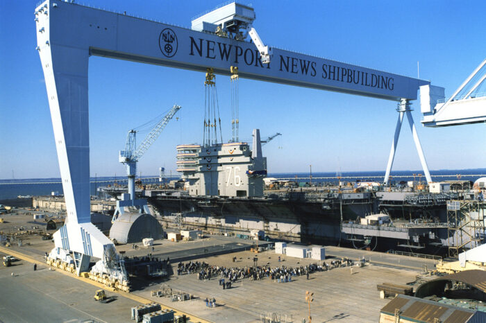 Портфель заказов на строительство новых судов достиг максимального значения