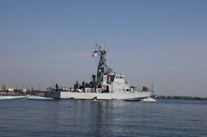 Новые катера типа Island поставят в Украину в конце года