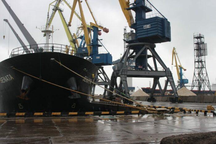 В Мариупольском порту обработали более 2 млн тонн грузов