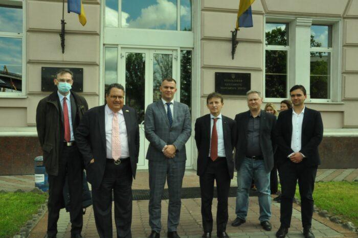 Украинский порт планирует сотрудничать с Италией