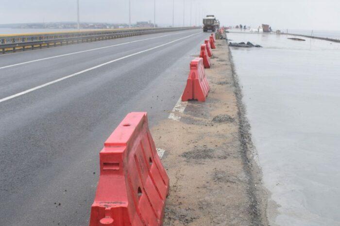 Начался новый этап строительства дороги в Одесский порт (ВИДЕО)