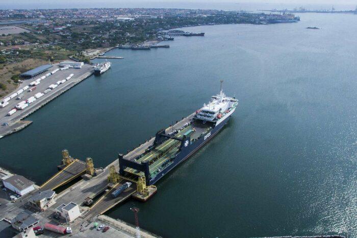 «Благодаря ГЧП паромный комплекс порта Черноморск может увеличить мощность», - мнение