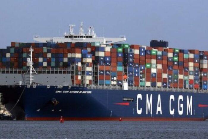 CMA CGM предлагает перевозки на судах, работающих на биометане