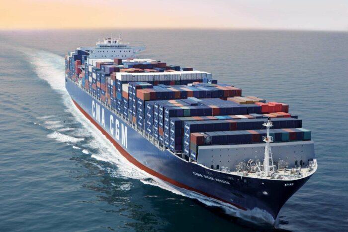 Подорожание морских перевозок достигло рекордной отметки