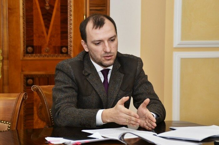 Главу УДП отстранили от исполнения обязанностей