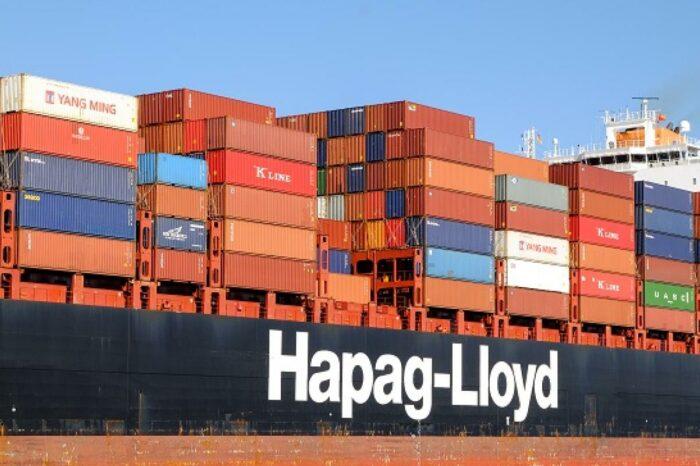 Компания Hapag-Lloyd увеличила свою прибыль в 50 раз