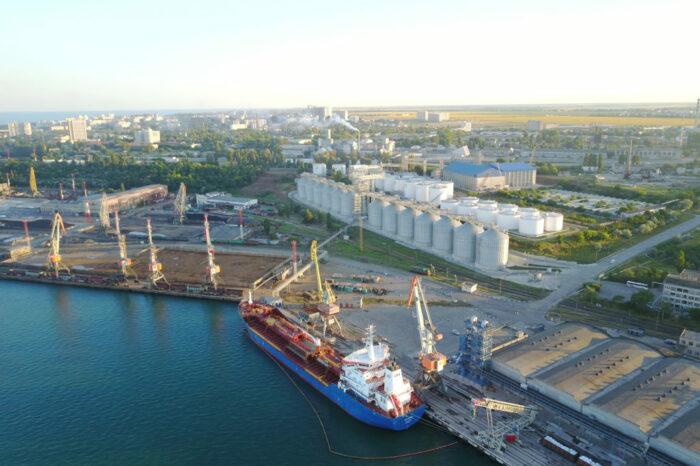 Госгидрография обследовала акваторию порта Черноморск