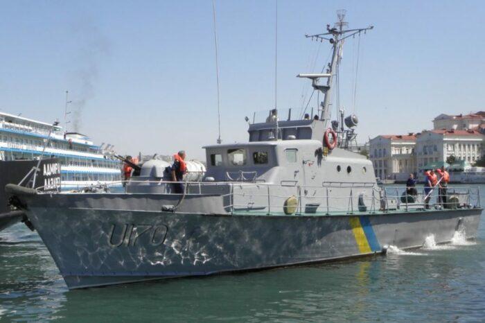 Николаевский СРЗ отремонтирует патрульный катер ВМСУ «Скадовск»