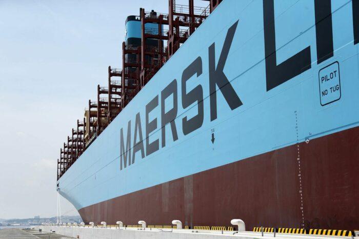 Maersk заработала более $12 млн за первый квартал 2021 года
