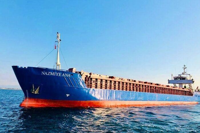 В Испании опрокинулось турецкое судно: есть пострадавшие