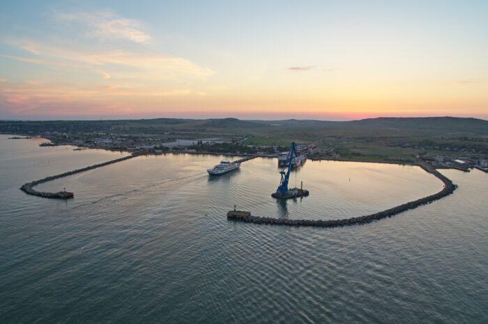 Украина напомнила МГО, что побережье Крыма не является «территориальными водами РФ»