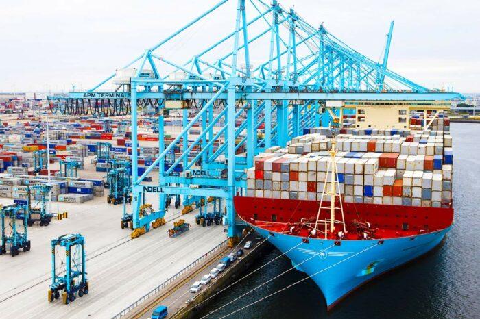 Холдинг Hutchison купил терминал APM в Роттердаме