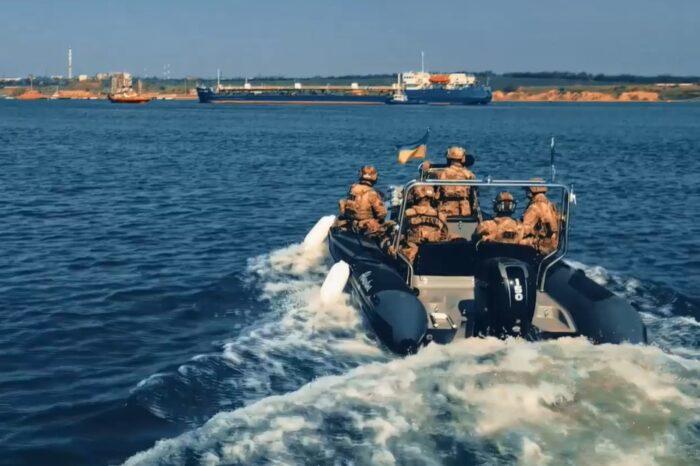 СБУ освободила «захваченное» судно в Черном море