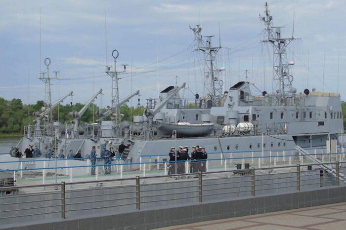 В Измаильский порт прибыли катера ВМСУ