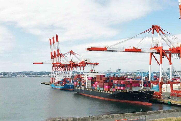 Йокохаму признали самым эффективным контейнерным портом